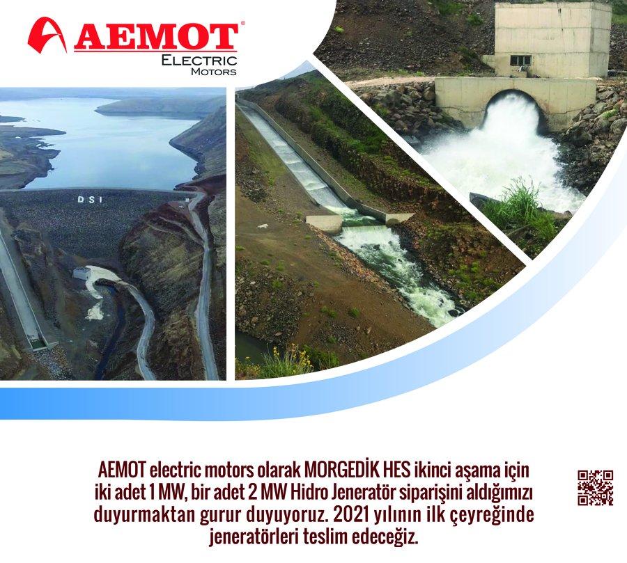 AEMOT Güçlü Yatırımlarına Devam Ediyor